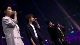 Download Lagu F4 - FOR YOU (LIVE PERFORMANCE) Mp3