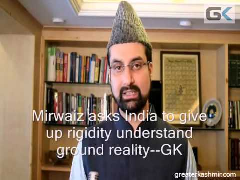 1:10 / 2:06 Mirwaiz asks India to give up rigidity understand ground reality