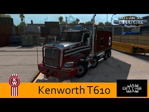 Kenworth T610 Multi Chassis 1.36