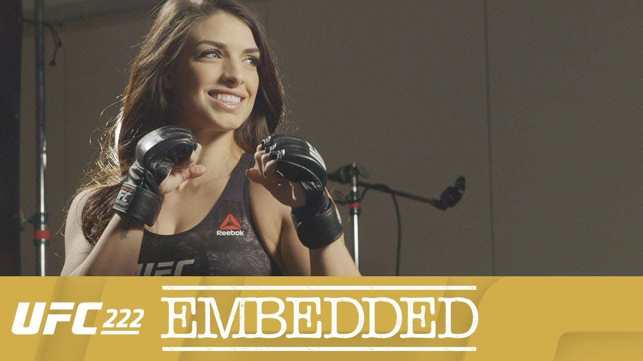 UFC 222 Embedded: Vlog Series - Episode 4