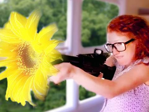 Flower Warfare.