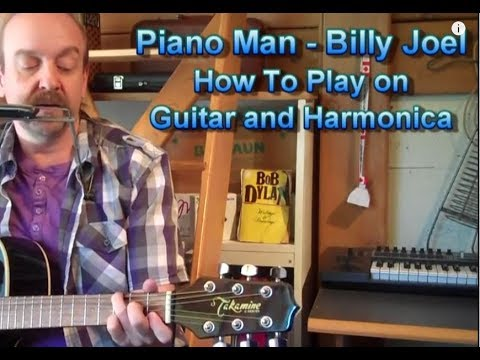 Music : Harmonica Piano Man Intro Billy Joel Tab Mp3 For Downloads