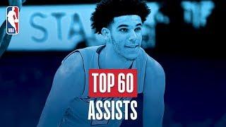 Video Top 60 Assists   2017-2018 NBA Season MP3, 3GP, MP4, WEBM, AVI, FLV Agustus 2018
