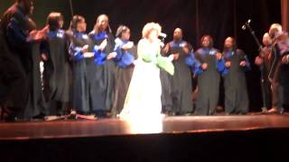 Chachi Tadesse - Howard University Gospel Mass Choir