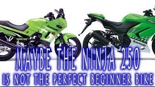 7. Maybe The Ninja 250 Is Not The Perfect Beginner Bike