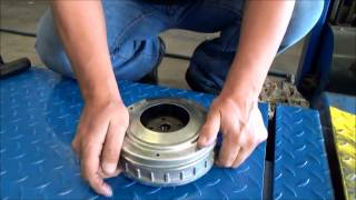 9. HS400 Primary Clutch Removal 1 0