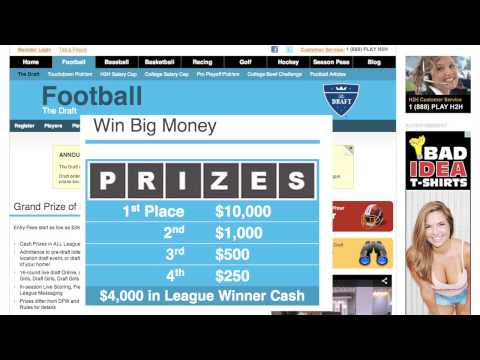 Head2Head Fantasy Football: How it Works!