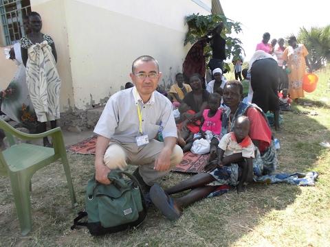 「戦闘」なのか、「衝突」なのか?南スーダン現地派遣職員が本当の現場を語る