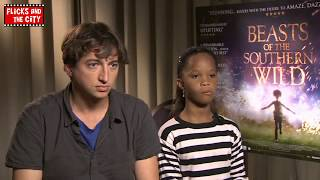 Nonton Beasts of the Southern Wild Interview with Quvenzhané Wallis & director Benh Zeitlin Film Subtitle Indonesia Streaming Movie Download