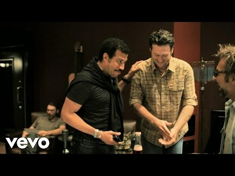 Lionel Richie feat. Blake Shelton – You Are