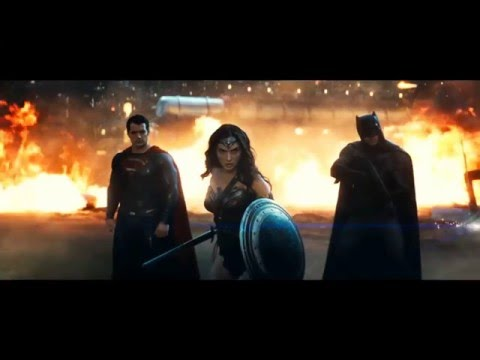 Batman v Superman: Dawn of Justice - 2016 [HD]