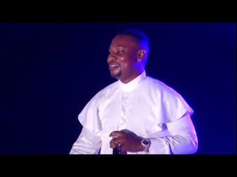 EVANG DARE MELODY @ SERAPH YOUTH MEGA CONCERT 2018