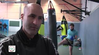 Hassan AZZA Président multi boxing Persan