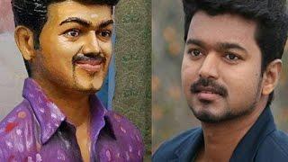 When will  Vijay's Statue Ceremony happen?