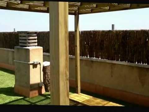 Loseta madera jardin videos videos relacionados con - Loseta para exteriores ...