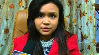 Exclusive Interview with Nepali film BIDHAWA - Actress Sonu Ghimire