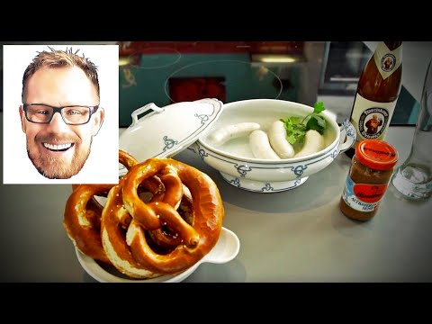 All About Weisswurst - White Sausage From Bavaria! A German Recipes By Klaskitchen.com
