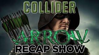 Collider's Arrow Recap Show Season 4, Episode 22 Lost in the Flood by Collider