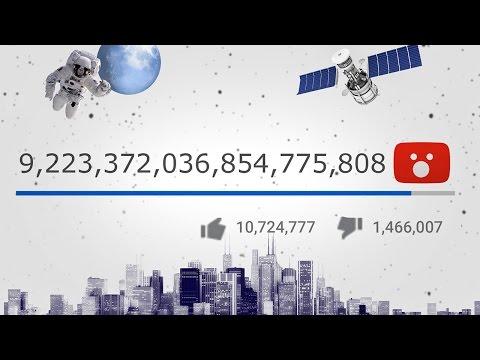 Какое МАКСИМАЛЬНОЕ количество просмотров на УоuТubе - DomaVideo.Ru