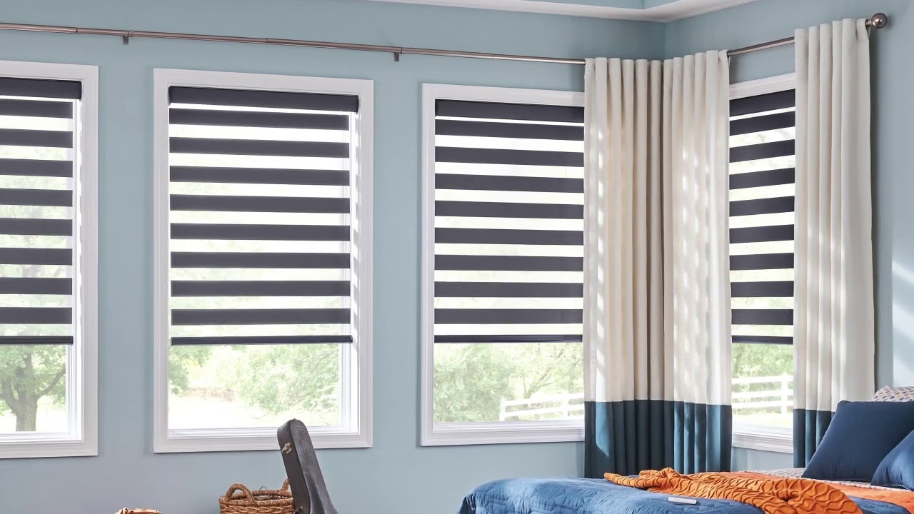 Learn more about Bali Layered Shades' light control technology.