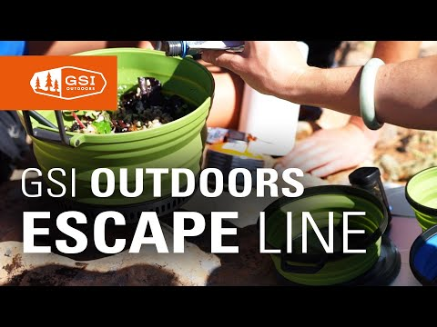 Introducing the GSI Outdoors Escape Line