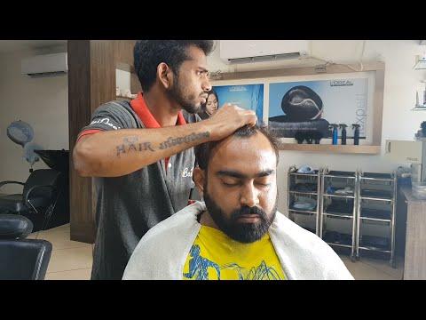 Edicted ASMR Head massage (видео)