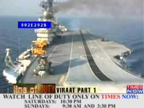 INS Viraat: India's Air Craft Carrier