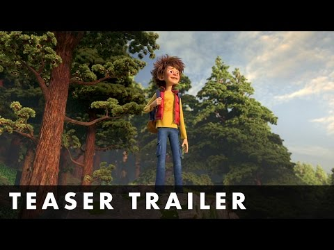 First UK Teaser Trailer for Animated Comedy Film The Son of