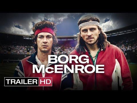 Preview Trailer Borg McEnroe, trailer italiano ufficiale