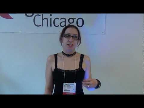 TechWeek Chicago IGDA Game Lounge Part 10: Heather M Decker