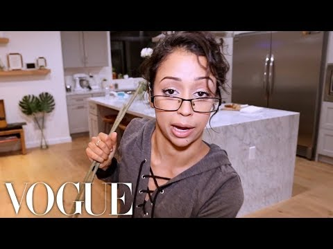 73 Questions with Helga   Vogue Parody