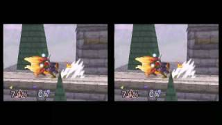 TIL that AGT (aerial glide toss) for Link/Tink/Peach is not the same as the bomb jump from N64 Smash O_o