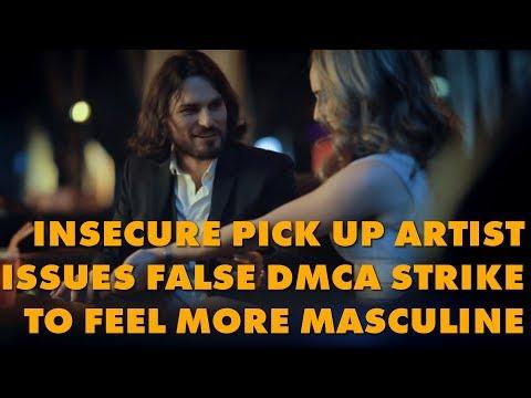 Super Seducer's 'Dating Guru' Issues Fraudulent DMCA Takedown To Prove He's A Man