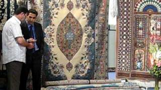 Tehran, 16th Persian Carpet Expo, Isfahan Mahdie