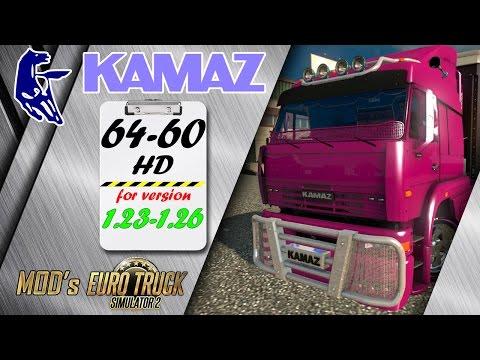 KamaZ 6460 [Tuning] for 1.26
