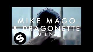 Mike Mago vídeo clipe Outlines (feat. Dragonette)