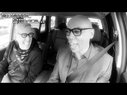 RuPaul Drives… Chi Chi LaRue