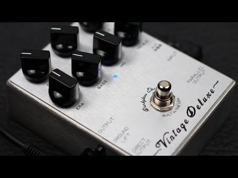 Darkglass Electronics Vintage Deluxe – BASS Demo