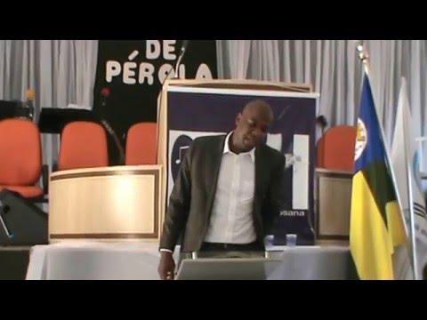 Festa da Mocidade Hosana - Pr Claiton -AD Campo Alegre de Goiás
