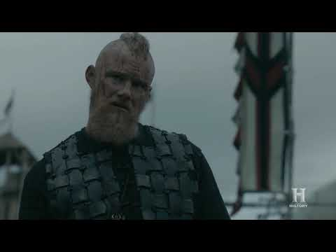 Rollo Returns To Kattegat - Vikings S05E10 (Last Scene)