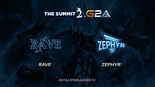 Zephyr vs Rave, game 1