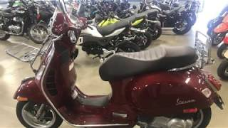 6. New 2018 Vespa GTS 300 Touring ABS For Sale in Jacksonville near St. Augustine and Orlando, FL