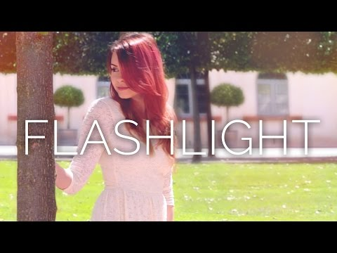 """Jessie J  """"Flashlight"""" Cover by Alycia Marie"""