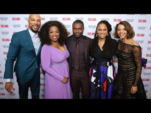Selma (Featurette 'Legends Who Paved the Way Screening')