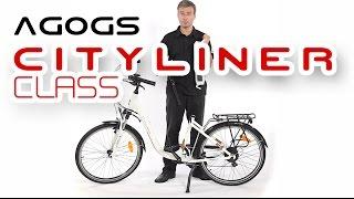 AGOGS CityLiner Class - Detailní představení