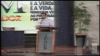Pr. Silvio Ferreira  -  As Quatro Paixões de Cristo - 16-08-2015