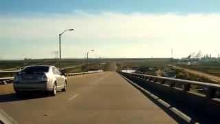 Bridge City (TX) United States  city images : Over The Rainbow Bridge (Tallest Bridge in Texas)