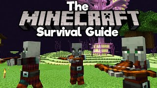 Starting a Pillager Raid in the End! • The Minecraft Survival Guide (Tutorial Let's Play) [Part 234]
