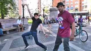Ben Aaron Celebrates National Dance Day With The Best Dancer He Knows...Twitch