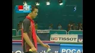 Video Badminton 2006 Asian Games MS Final [Taufik Hidayat vs Lin Dan] MP3, 3GP, MP4, WEBM, AVI, FLV September 2018